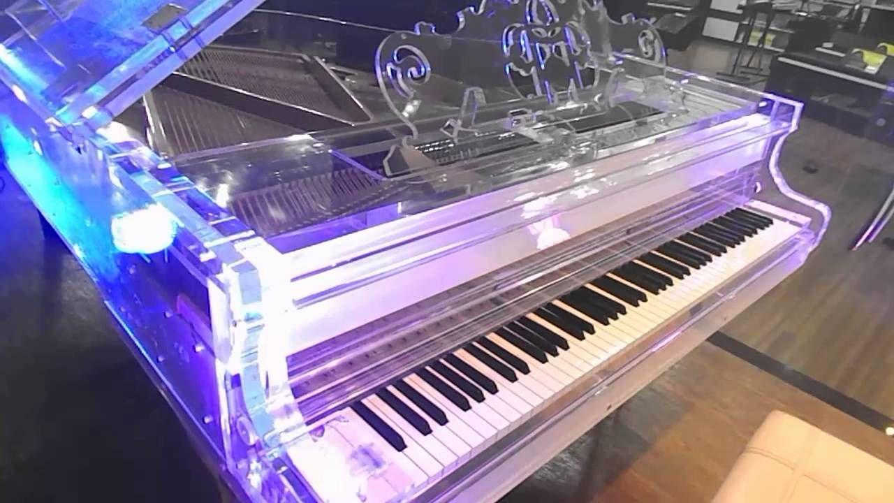 PIANO DE ACRÍLICO STEWART GP 168 (CASA MATTOS)