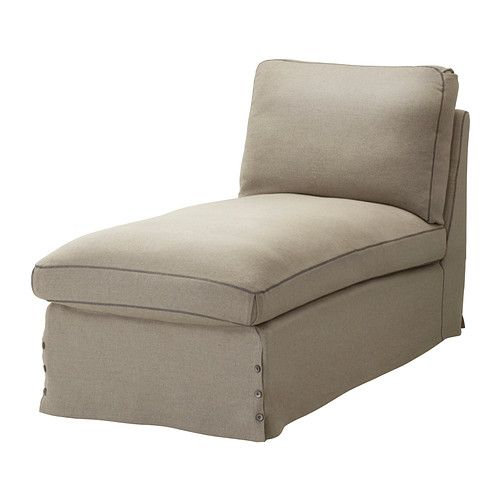 Superb Chaise Lounge Chairs For Bedroom Ikea | EKTORP Cover Free Standing Chaise  Lounge IKEA The Nice Ideas