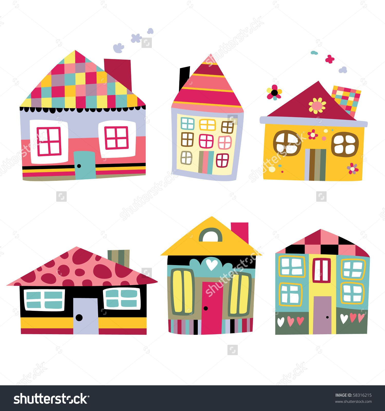 cute home clipart. cute house template google search home clipart t