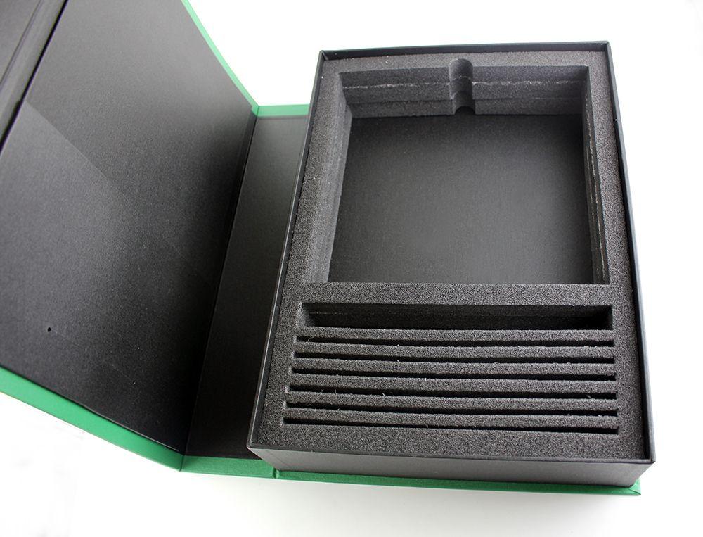 Presentation Box | A4 - Four Sided Box - Quattro Style - Foam ...