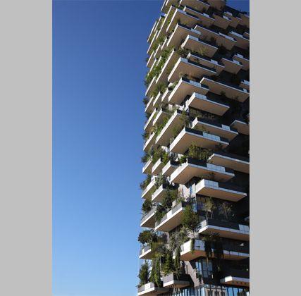 Inaugurado en Milán el 'bosco verticale' de Stefano Boeri - Arquitectura Viva · Revistas de Arquitectura