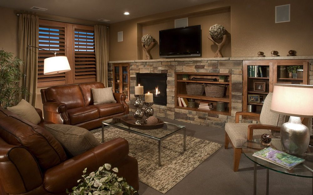 Living Room Designs With Fireplace And Tv  Google Search  Dream Fascinating Design Ideas For Living Rooms With Fireplace Design Ideas