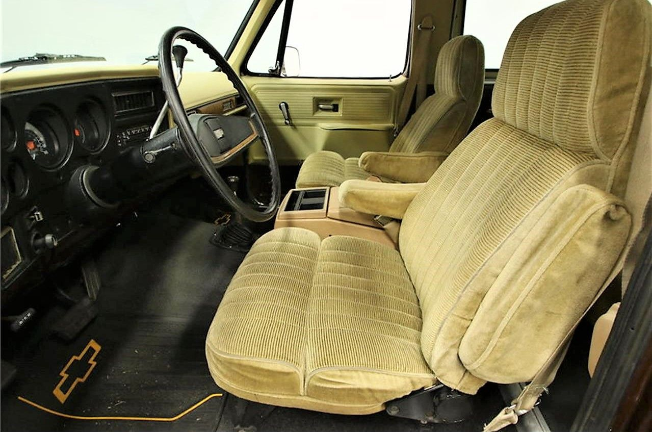 Mighty 1977 Chevrolet K5 Blazer Classiccars Com Journal Pickup Trucks Chevy Trucks K5 Blazer