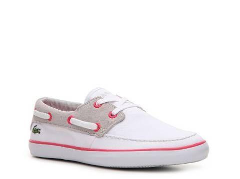 1f22d179d3b51f Lacoste Women s Karen Boat Shoe Sport Casual Women s Shoes - DSW ...