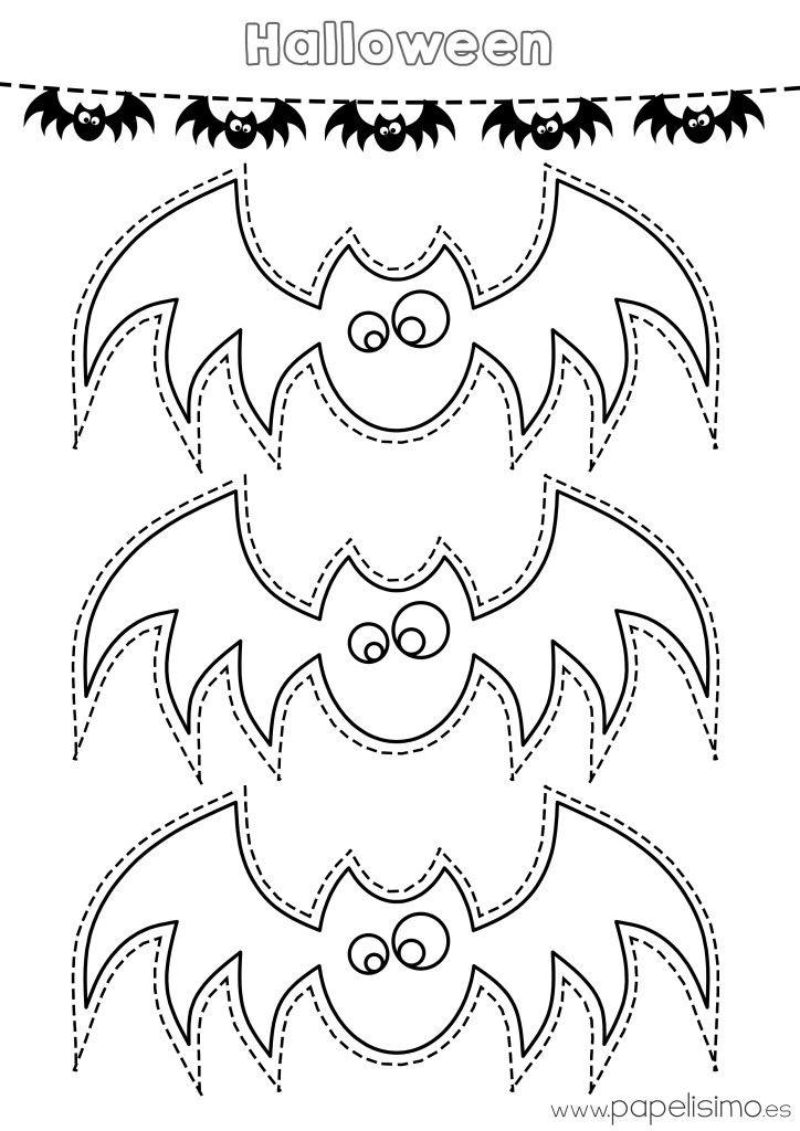 Plantilla-murcielagos-colorear-y-recortar-guirnalda-de-papel ...
