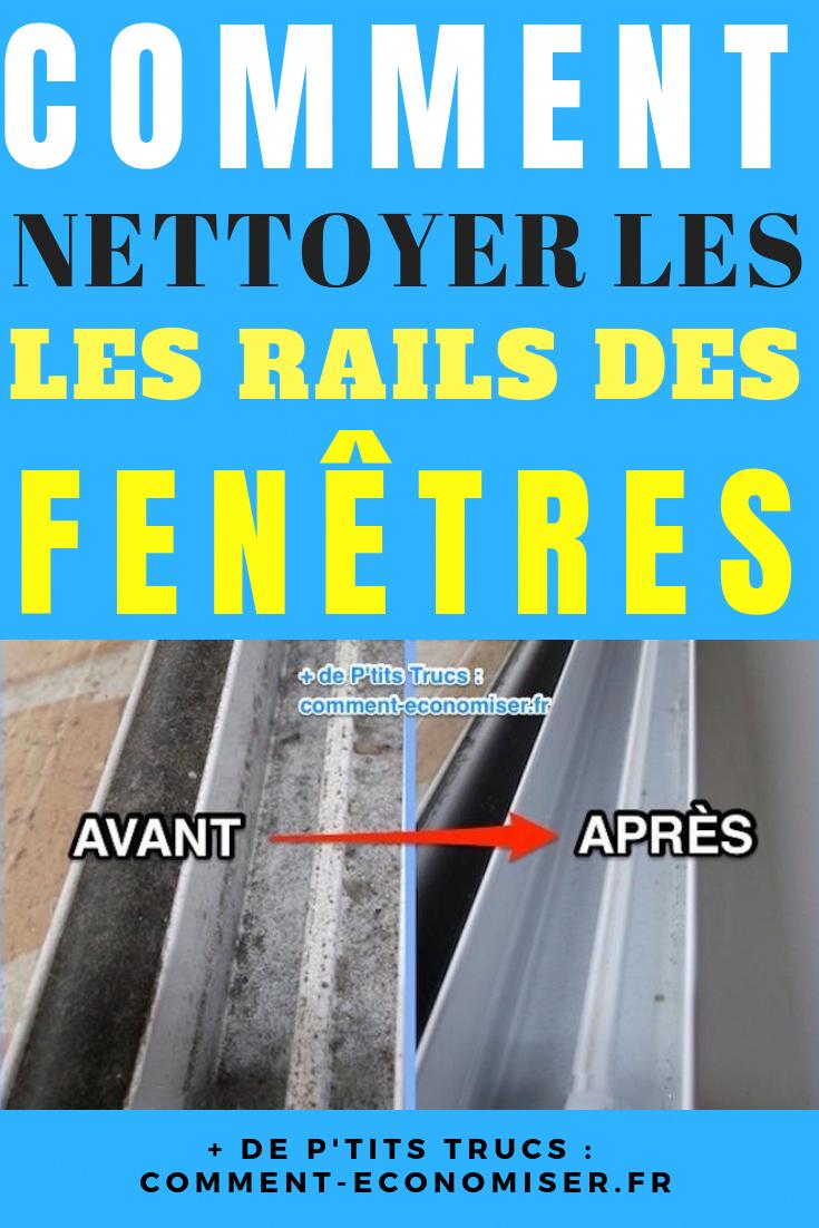 Comment Nettoyer Parquet Stratifié comment nettoyer les rails de fenêtre comme un pro en 5 min