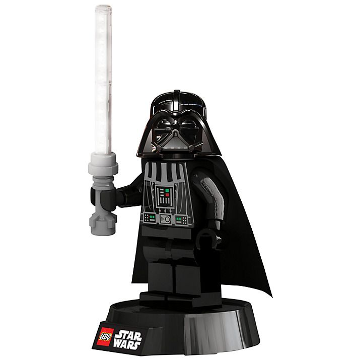 Buy LEGO Star Wars Darth Vader Lamp Online at johnlewis.com | Xmas ...