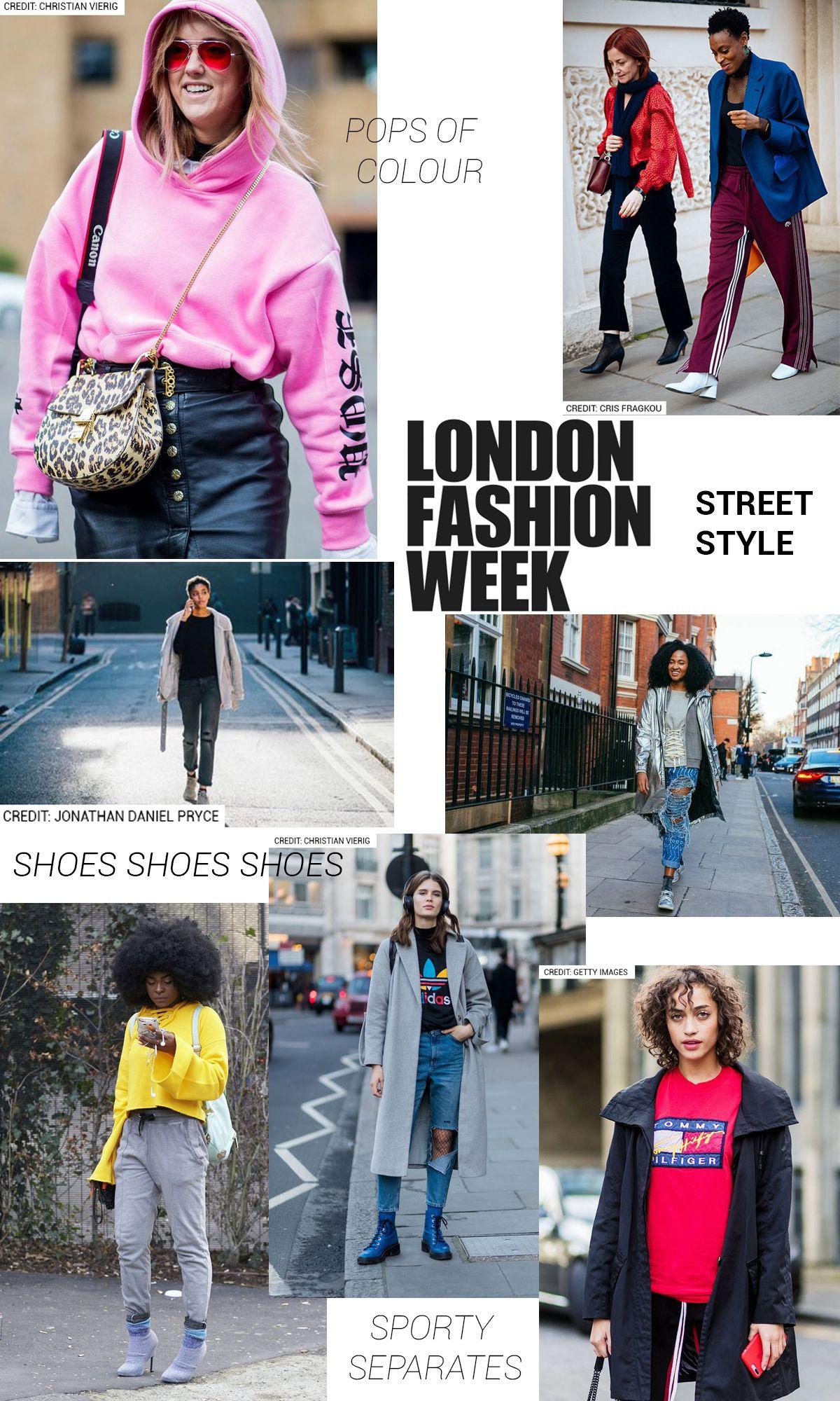 London Fashion Week // Flybery's Best Street Style Looks