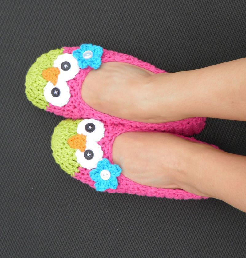 WOMENS Owl Ballet Slippers Custom Made to by SweetCheeksGiftStore ...