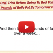 Flat Belly Overnight >> Flat Belly Overnight Review Easy Trick To Lose 2 Lbs Of