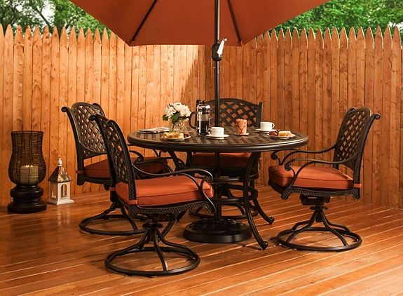Moreaux 5 Pc Outdoor Dining Set Outdoor Dining Rooms