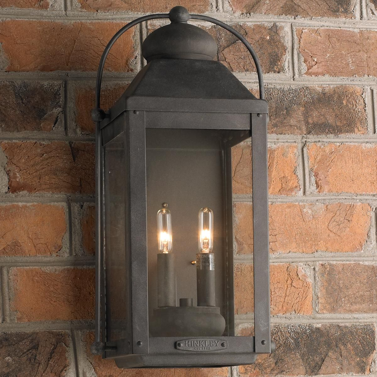 Superb Nostalgic Arched Carriage Outdoor Light   Small