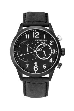 b556ae5ec7fa Encontrá Reloj Cat Caballero Crono Cuero - Relojes Pulsera en Mercado Libre  Argentina. Descubrí la mejor forma de comprar online.