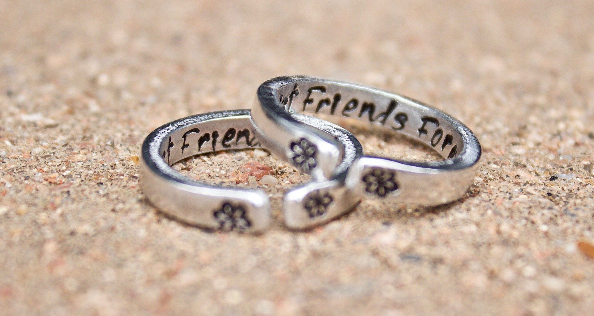ring style pinterest friendship pin rings