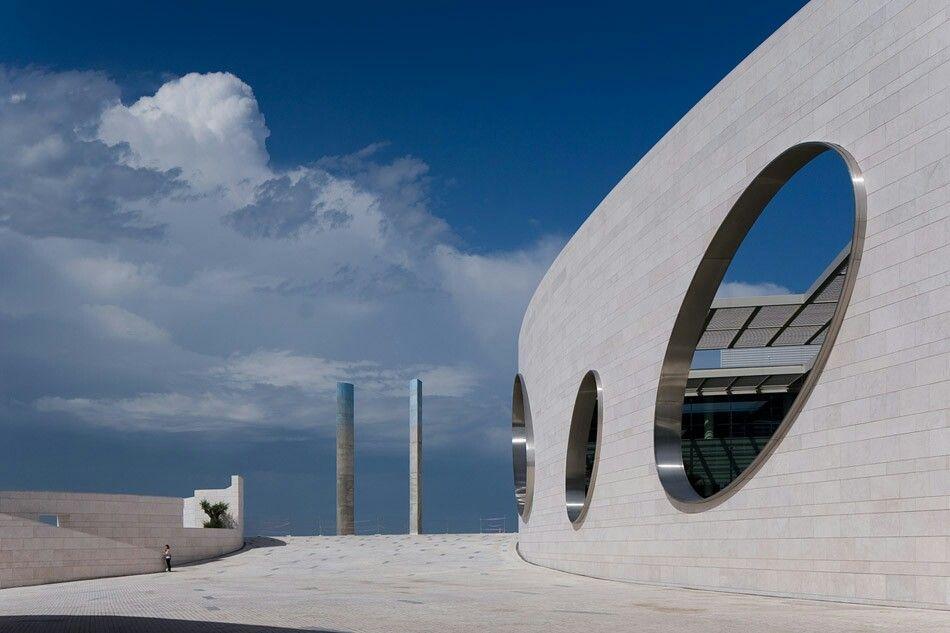 Champalimaud Centre, Lisbon, Portugal