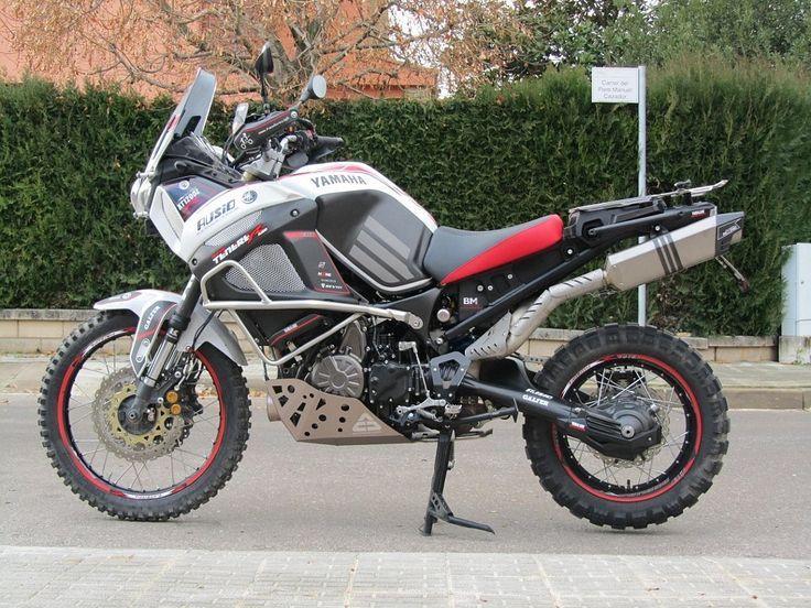 The Yamaha Super Tenere XT1200Z Big Thread Adventure