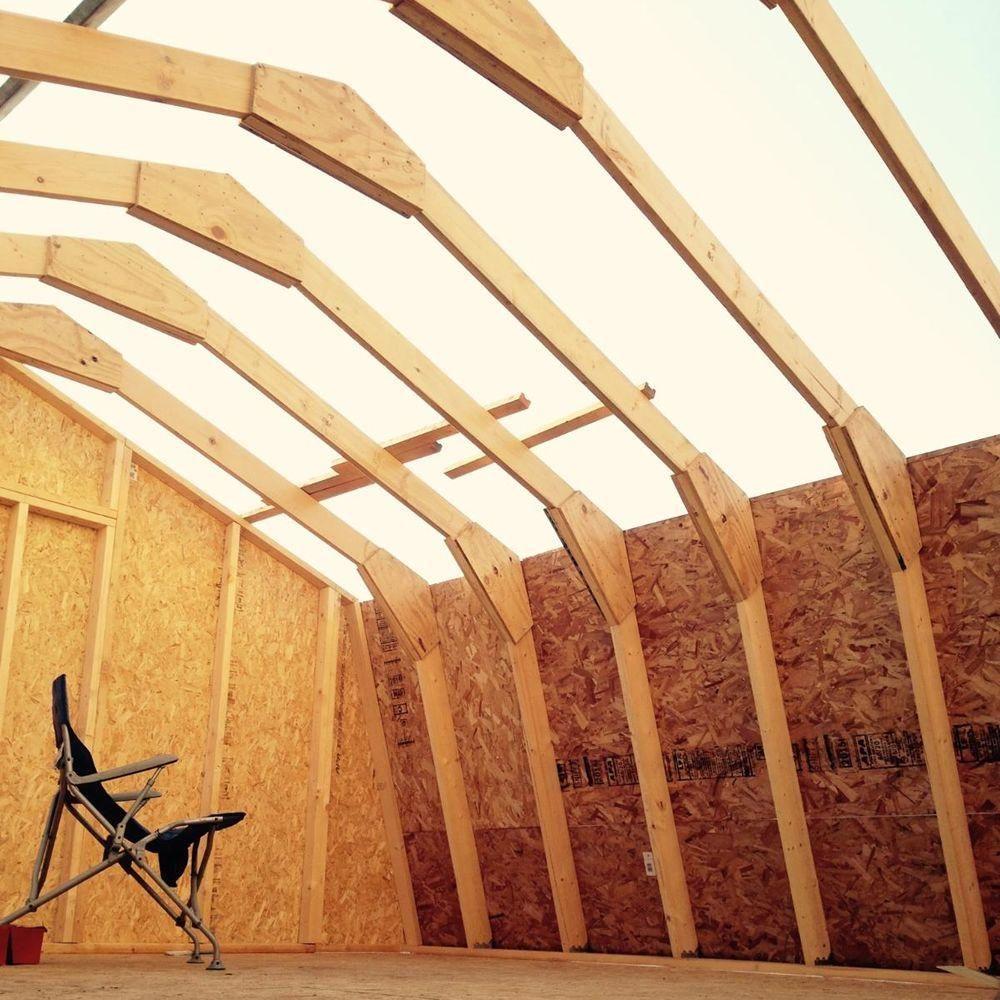 Best Barns Richmond 16 ft  x 20 ft  Wood Storage Building