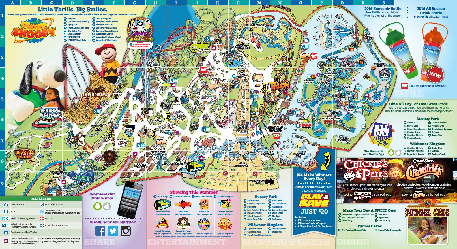 Dorney Park   Oh The Places We Will Go in 2019   Dorney park, Park on
