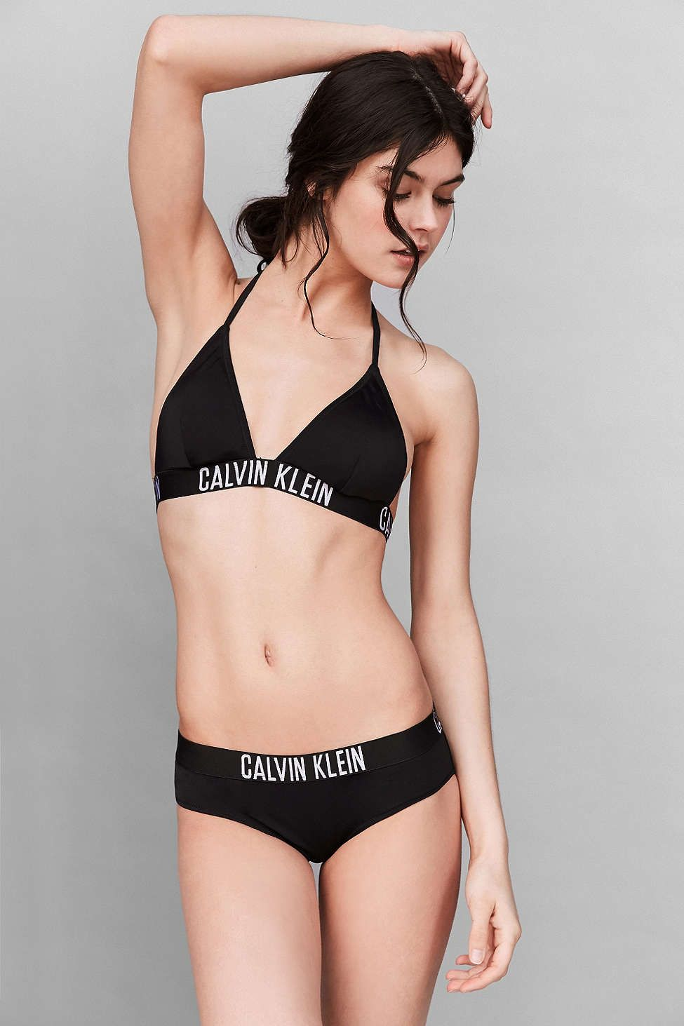 Pay With Visa Cheap Price Cheap Outlet Store Calvin Klein Layered Swimsuit Bottom w/ Tags Gj0Bv8BY