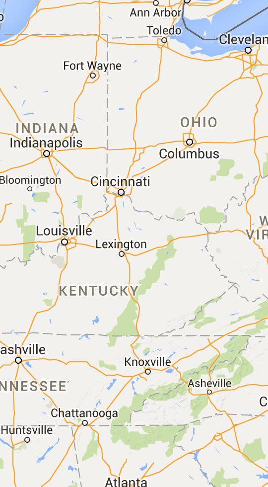 Google Maps | Mara\'s picks | Pinterest | Indiana state, State parks ...