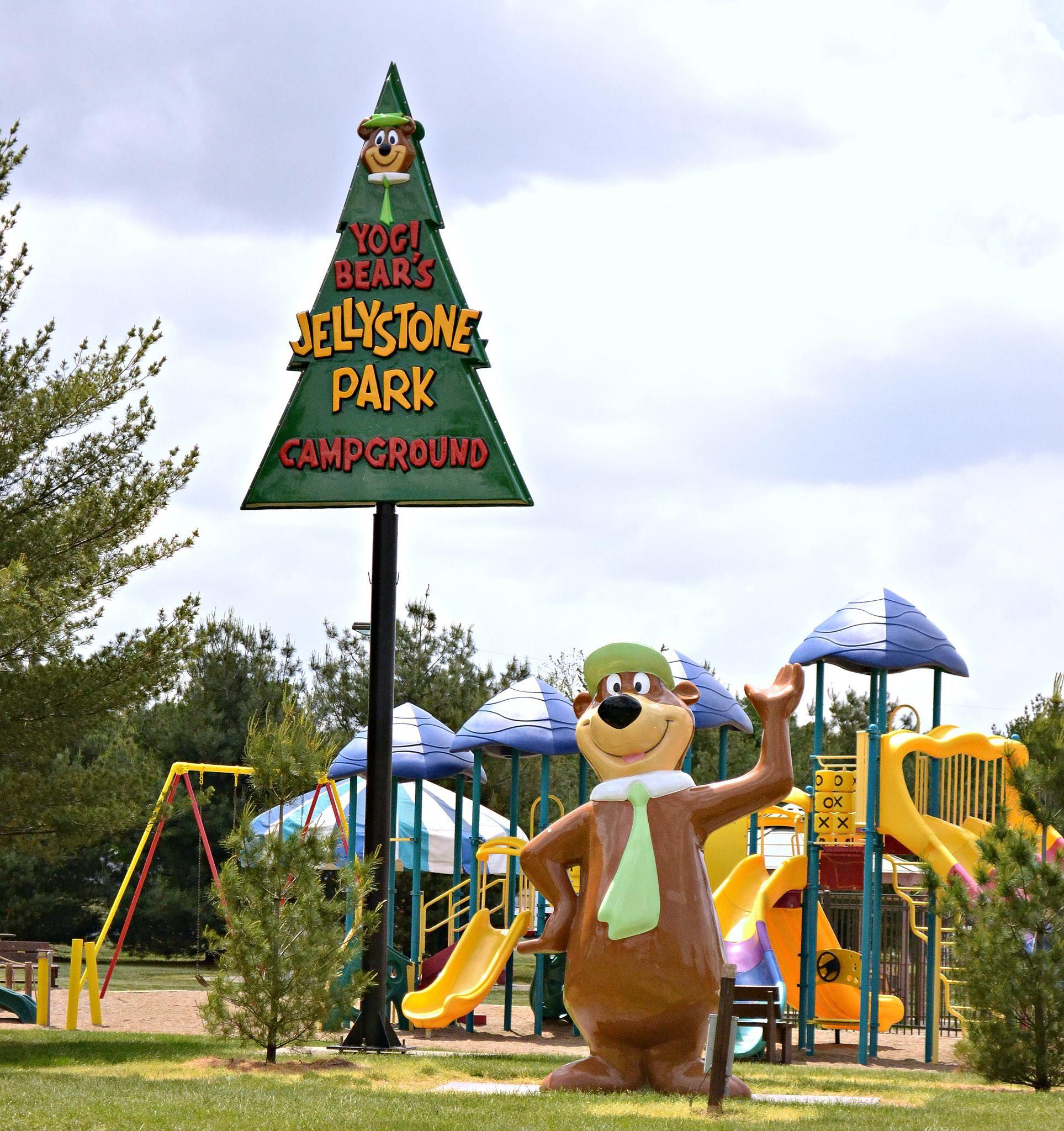 Yogi Bear's Jellystone Park™ Camp Resort at Barton Lake ...