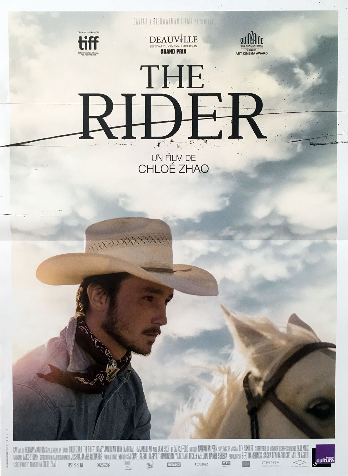 The Rider (2018) - After a riding accident leaves him unable to compete on  the rodeo circuit, a young cowboy searches for a new purpose.