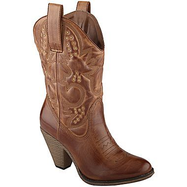 f86e3f1f777e Call It Spring™ Devon High-Heel Cowboy Boots - jcpenney
