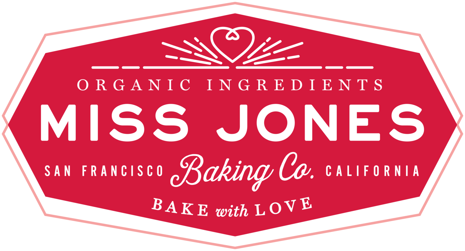 Miss Jones Baking Co. Organic Simple Ingredients, Tree Nut and Peanut FREE facility!