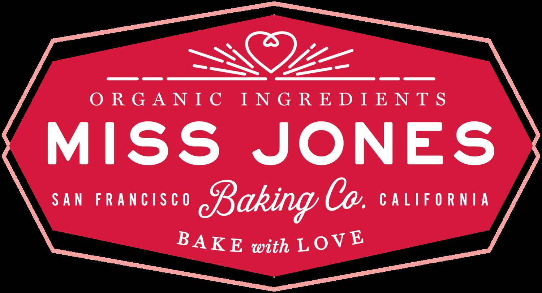 Miss Jones Baking Co. Organic Simple Ingredients, Tree Nut and Peanut FREE facility!