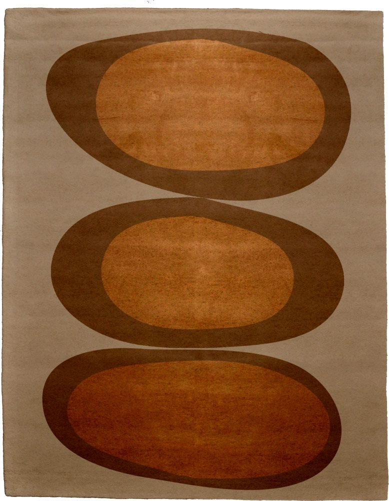 Modernrugs Com Naveh Brown Christopher Fareed Rug Rugs How To Clean Carpet Rug Design