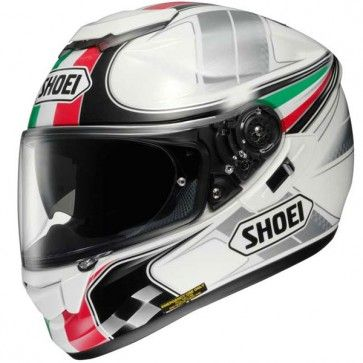 This Italian Inspired Shoei Gt Air Is Perfect For The Ducati Or