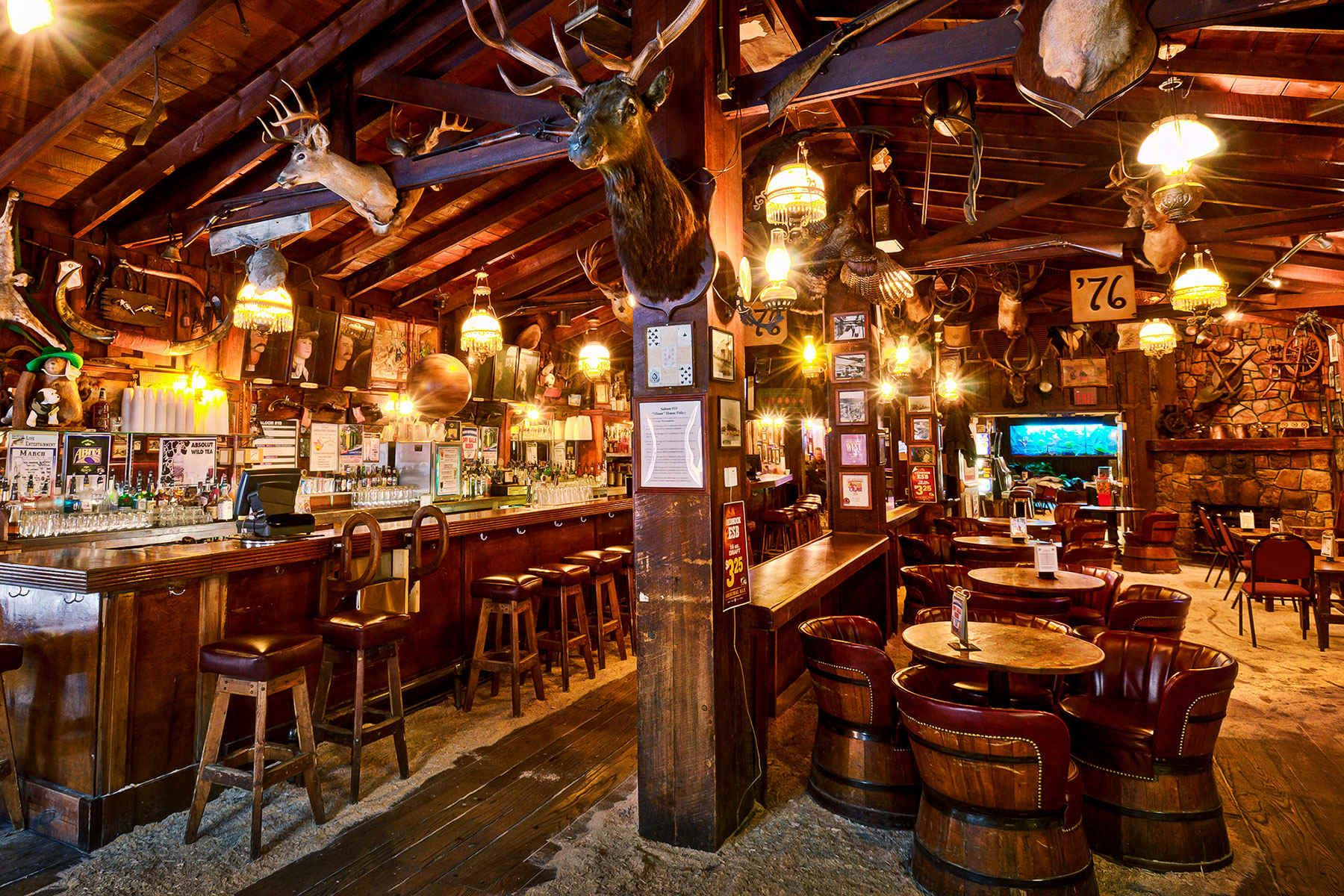 12 Wild West Bars To Make You Feel Like A Cowboy Places