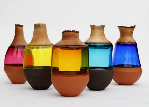 HANDMADE VESSELS BY UTOPIA & UTILITY