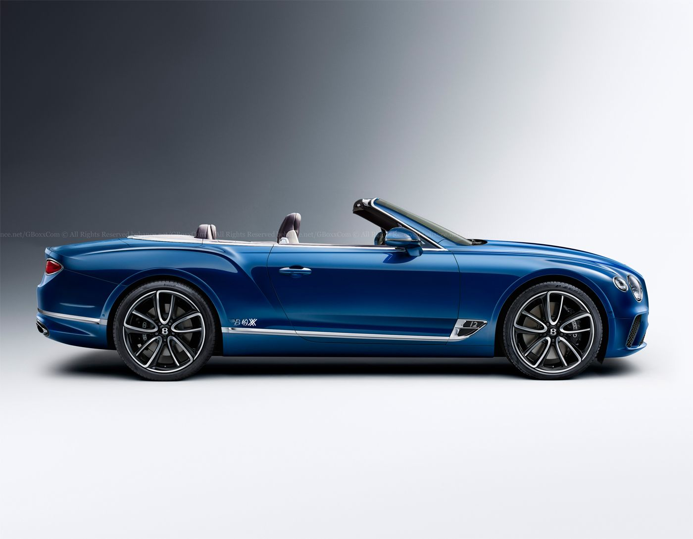 Yes A 2018 Bentley Continental Gt Cabriolet Would Look Like This Carscoops Bentley Continental Gt Bentley Continental Bentley Continental Gt Convertible