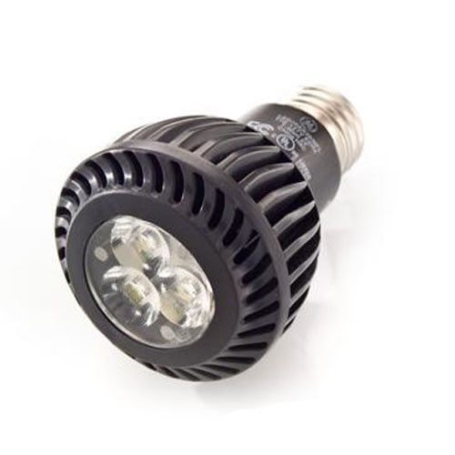 Ge 7w 120v E26 Par20 Fl20 2700k Black Led Energy Smart Light Bulb Light Bulb Bulb Led