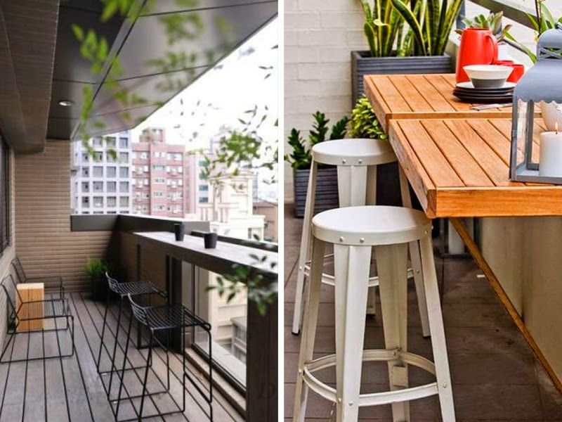 Balcony bar bench google search flat decoration for Balcony restaurant