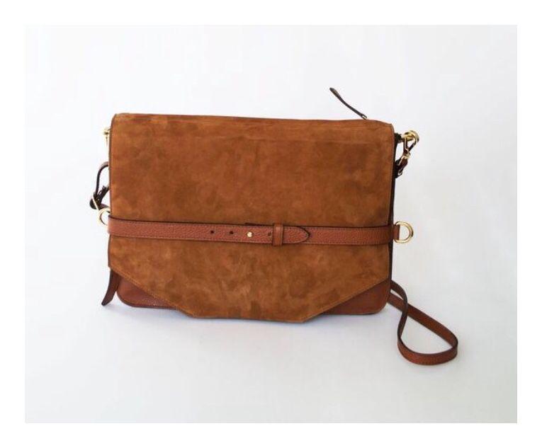 Bukvy Cuero 3in1 leather bag Www.bukvy.se
