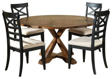 60 Round Dining Table With Leaf Piece 60 Inch Round Drop Leaf Dining Room Set In Dining 60 Round Dining Table Dining Table With Leaf Round Dining Table