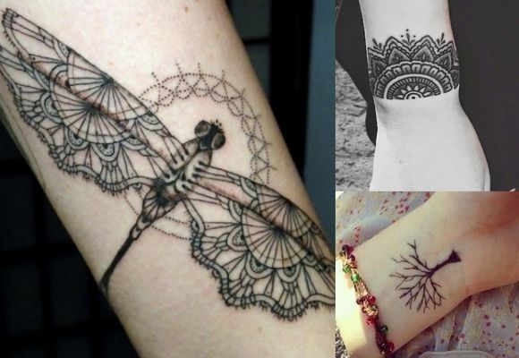 Znalezione Obrazy Dla Zapytania Tatuaż Na Przedramieniu