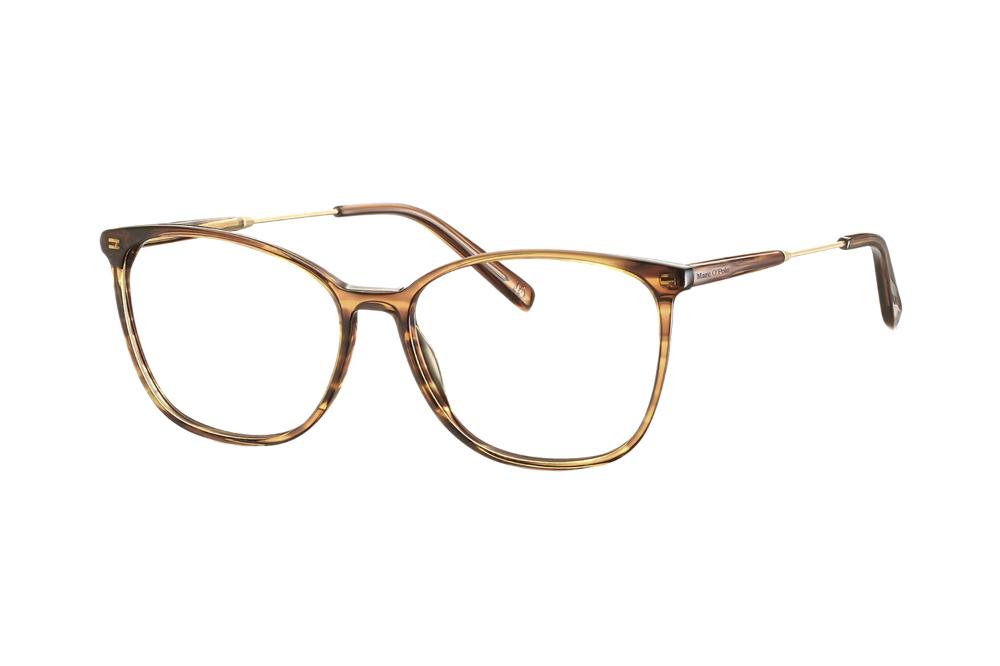 Marc O Polo 503144 60 Brille In Braun Gemustert Brille Brillen Online Marc O Polo Brille
