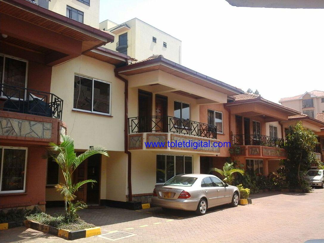 Spacious Town House For Sale In Lavington Nairobi Kenya Property Listing Townhouse Property