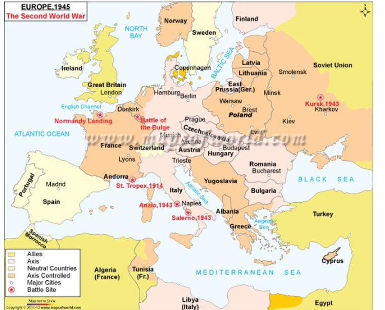 Pin by pamela lee on lithuania baltic states soldiers civilians buy europe 1945 the second world war digital map online from store mapsofworld available in ai eps jpg and pdf format gumiabroncs Images