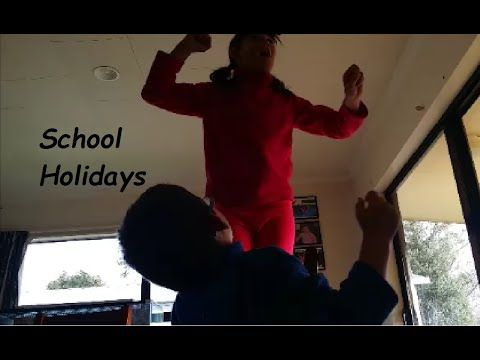 School Holidays (11 to 17 July 2016)