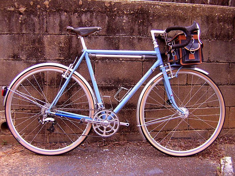 Cc Bicycle Gallery Nick Marinelli S Capricorn Randonee