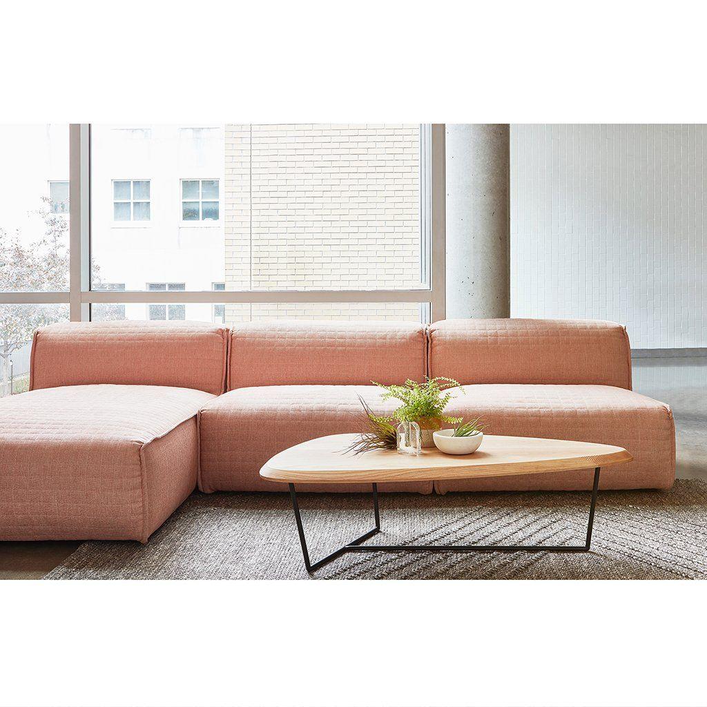Nexus Modular 3pc Sectional Sofas Sleepers Gus Modern Gus Modern Sectional Sofa With Chaise Furniture