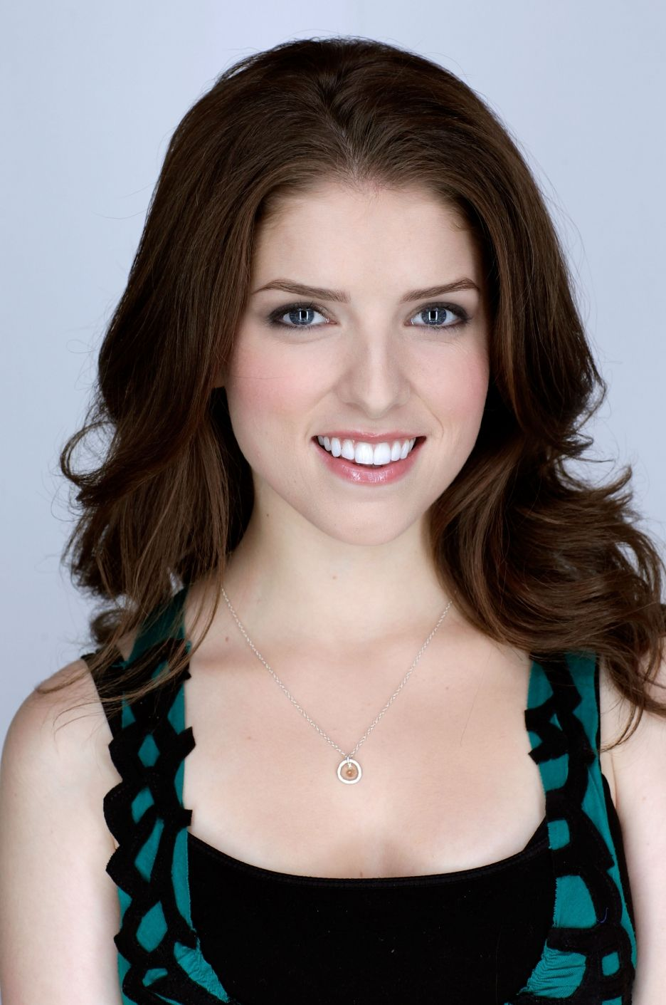 A Tony nominee at the age of 12, actress Anna Kendrick graduated from top honors