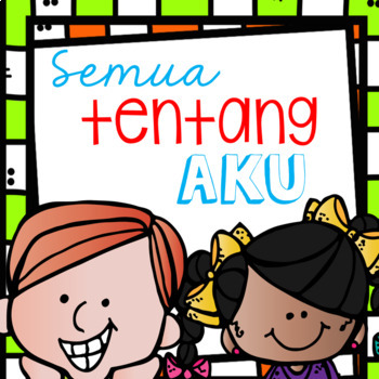 All About Me in Bahasa Indonesia Bahasa, Bahasa
