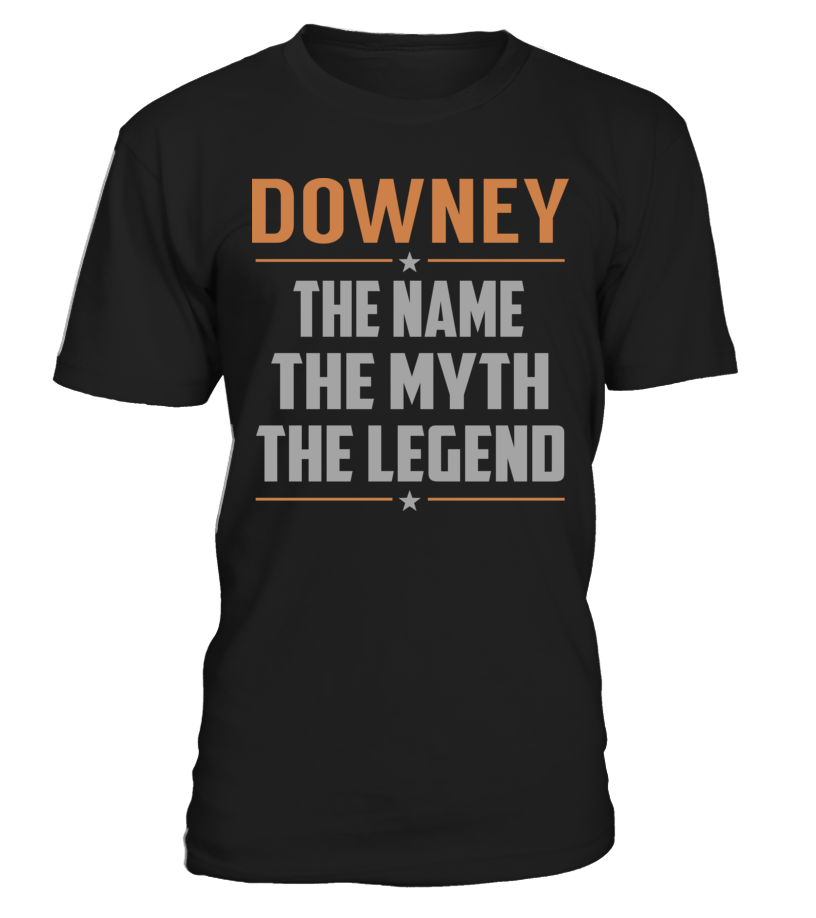 DOWNEY The Name, Myth, Legend #Downey