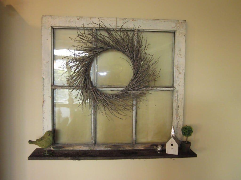 Ziemlich Fensterrahmen Wanddekor Bilder - Benutzerdefinierte ...