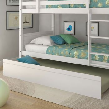 Costco Wholesale White Bunk Beds Kids Bunk Beds Bed Storage Drawers